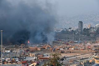 Duda: Polska jest gotowa wysłać grupę strażaków-ratowników do Libanu