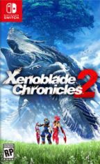 Okładka: Xenoblade Chronicles 2