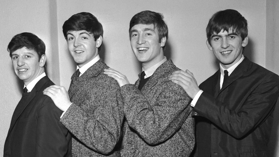 The Beatles - lata 60.