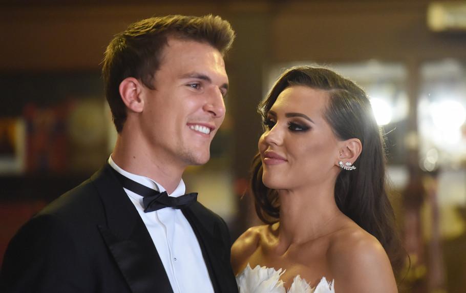 Anja Stojković i Igo Valente