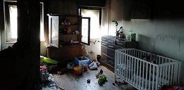 Tragiczny pożar na Dolnym Śląsku. 10-letni Karol z autyzmem ciężko ranny