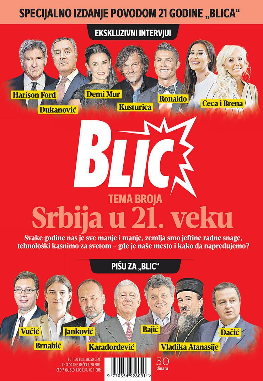 BLIC 21 rodjendan