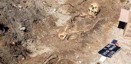100 ludzkich szkieletów na trasie budowie drogi!