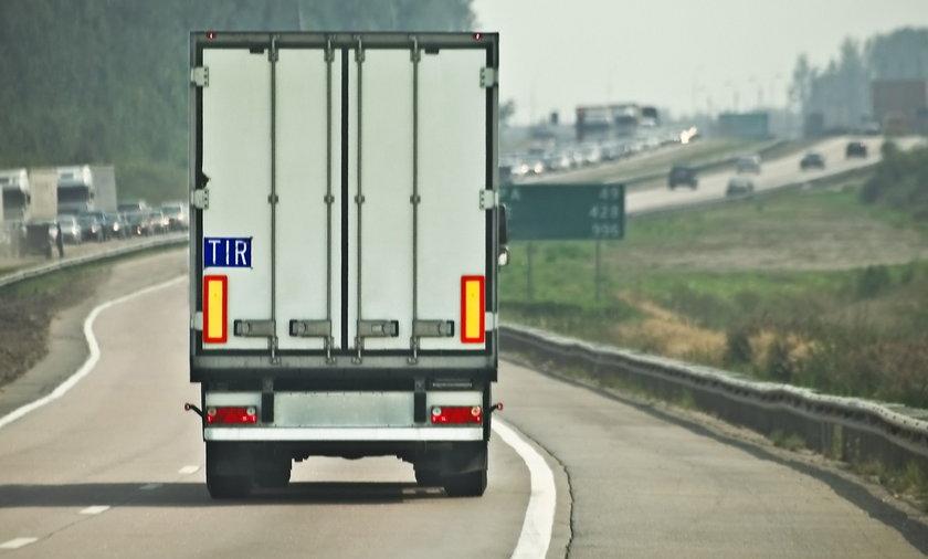 Szwecja. Firma transportowa przewoziła martwe płody razem z żywnością
