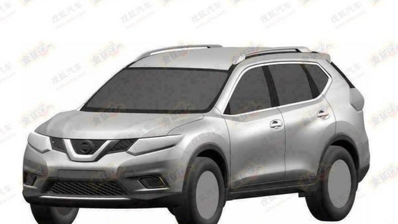 Nissan X-Trail - patentowe