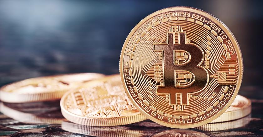 Kapitalizacja bitcoina wzrosła od początku roku o ponad 400 proc.