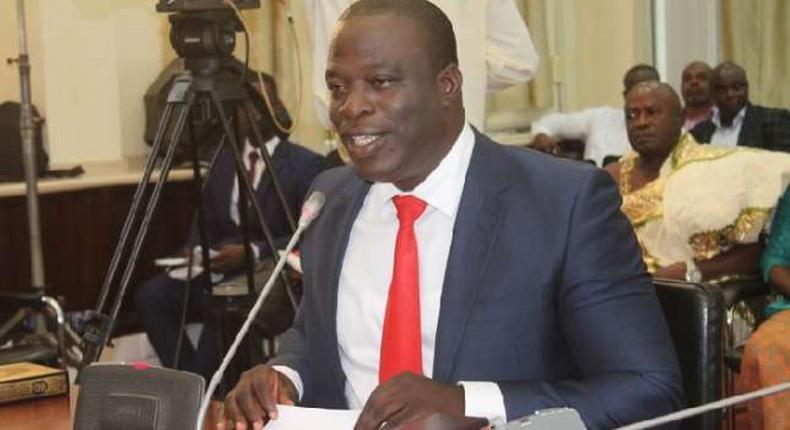 Minister of Employment, Mr Ignatius Baffour Awuah