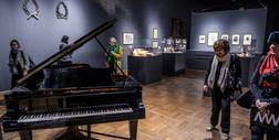 """Otwarto wystawę """"Paderewski"""" w warszawskim Muzeum Narodowym"""