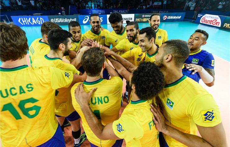 Odbojkaška reprezentacija Brazila