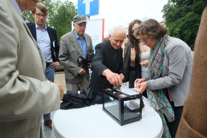 Zbiórka na pomniki smoleńskie