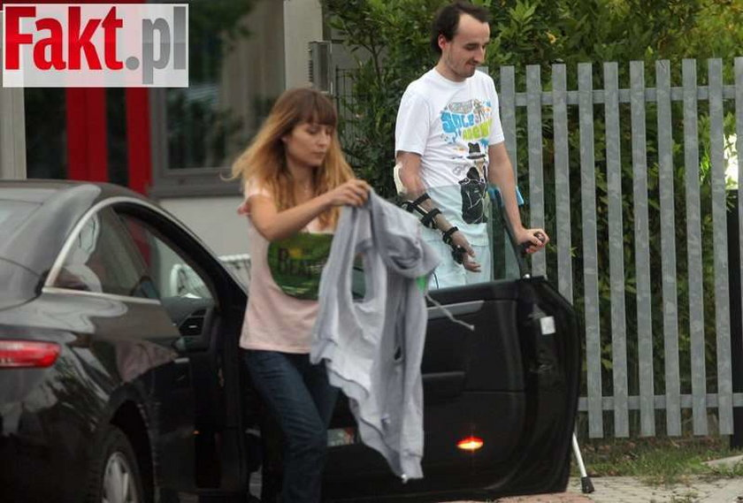Robert Kubica, wypadek, formuła 1, rehabilitacja