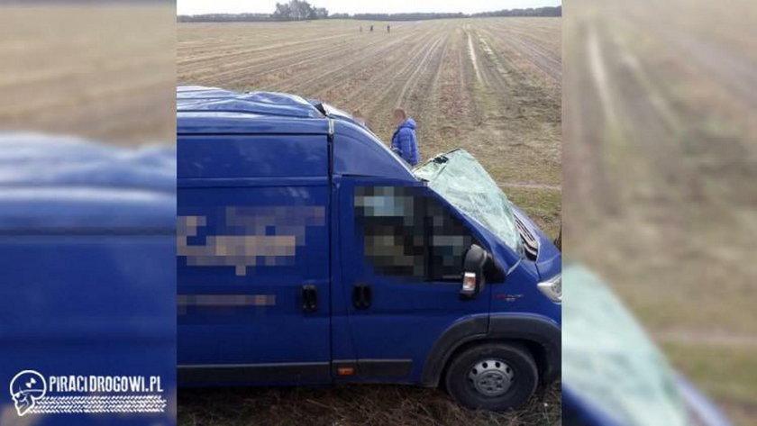 Tragiczny wypadek w pobliżu Czaplinka