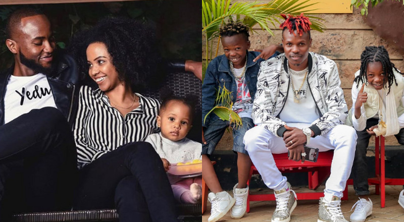 Kenyan celebrities whose kids have unique names