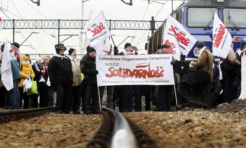 Strajk na Śląsku