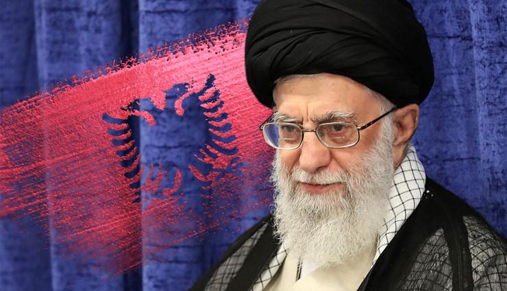 albanija iran RAS kombo Tanjug AP Shutterstock