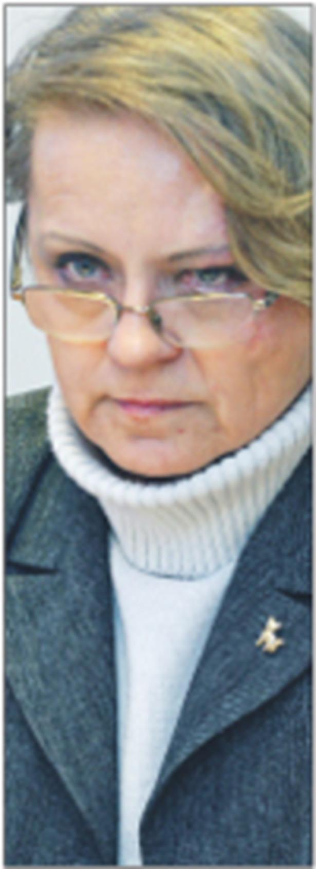 Bogna Nowak-Turowiecka, ekspert ubezpieczeniowy z Konfederacji Pracodawców Polskich