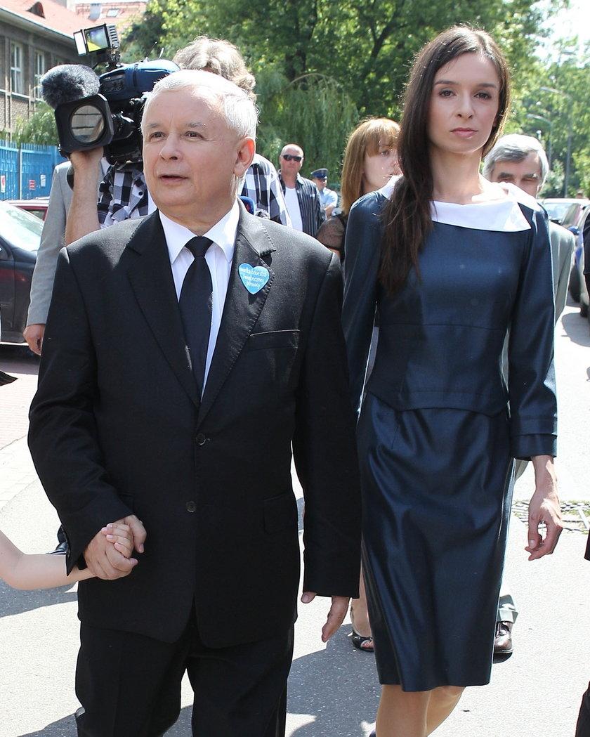 Kto grozi Kaczyńskiemu i jego bratanicy?