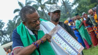 Yahaya Bello is a divine leader, Onoja declares