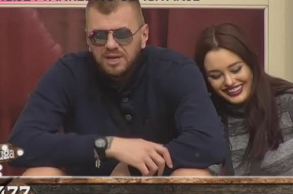 Janjuš i Sara Reljić u