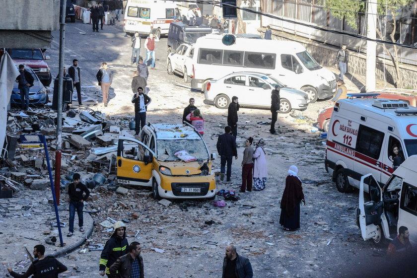 Wybuch samochodu pułapki. Zginęło wiele osób!