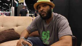 Raper Andre Johnson odciął sobie penisa i próbował popełnić samobójstwo