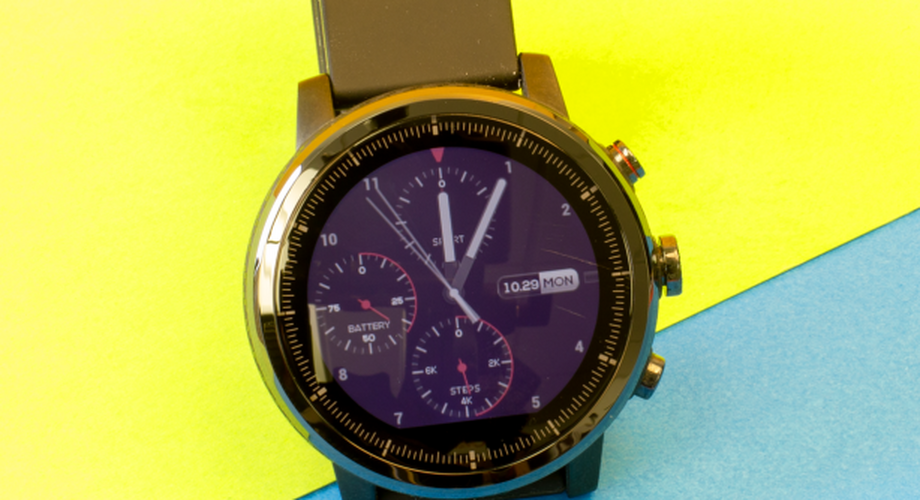 Huami Amazfit Stratos im Test: günstige GPS-Sportuhr