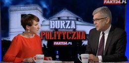 Ważny polityk PiS o nocnych obradach w Sejmie. Krytykuje je?