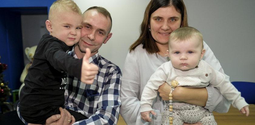 W Katowicach leczą dzieci laserami
