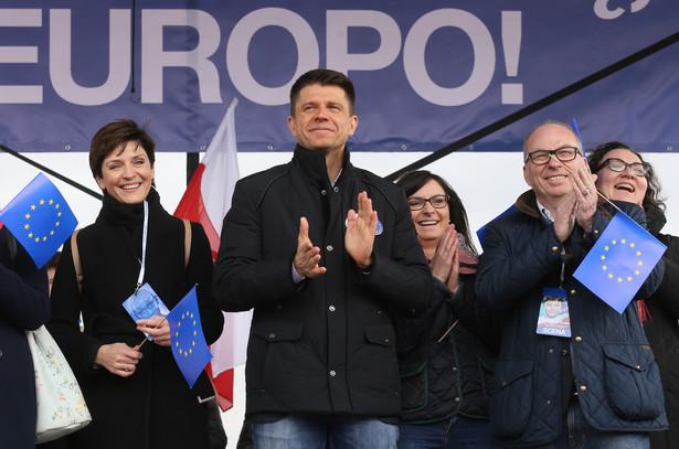 """Marsz dla Europy """"Kocham Cię, Europo!"""""""