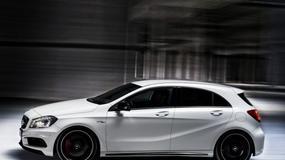 Mercedes A45 AMG będzie mocniejszy