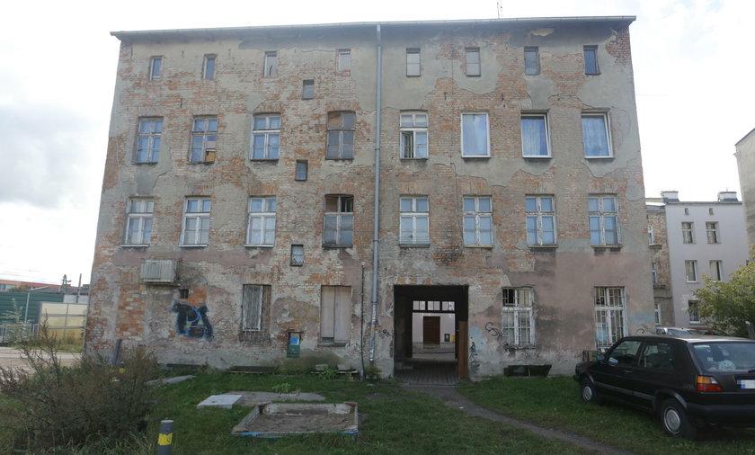 Gdańsk, kamienica przy ul. Rejtana