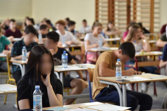 POSLEDNJA INFORMACIJA O POLAGANJU MALE MATURE Kombinovani test sutra, u četvrtak iz matematike