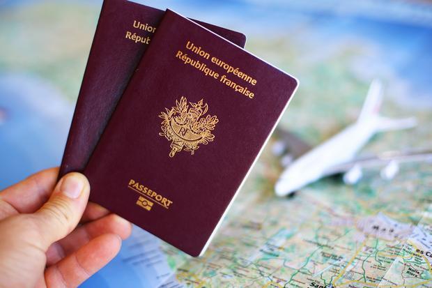 Francuski paszport