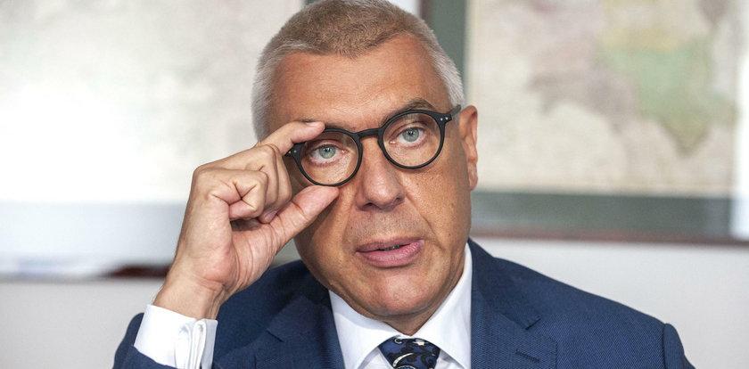 Znani opozycjoniści z PRL wspierają Giertycha. Porównują CBA do SB