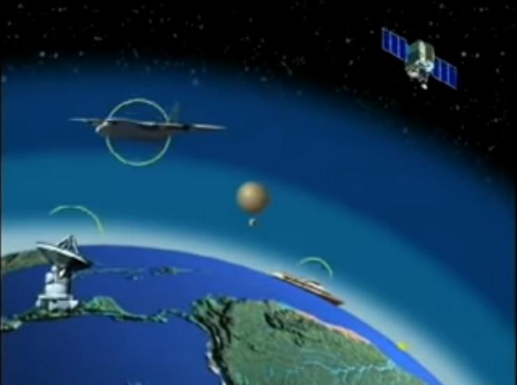 Avioni, sateliti, prognoziranje vremena