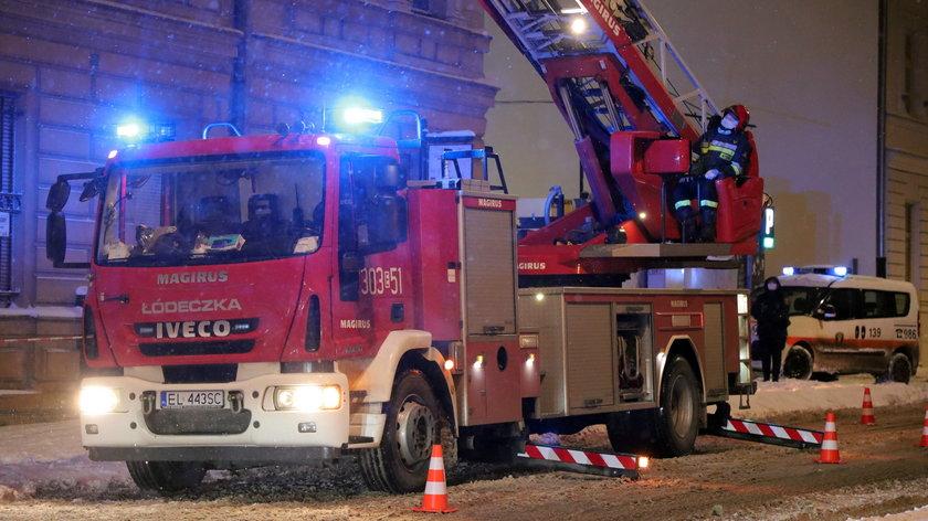 Pożar we Wrocławiu. Zginęły cztery osoby