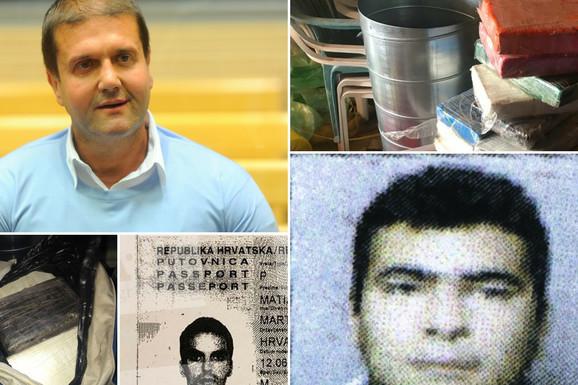ZNAK BIKA NA PAKETIMA KOKAINA Srbin uhapšen sa drogom od milion evra dobavljač Šarićevog klana