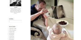 Kasia Tusk promuje na blogu ojca! Zobacz jak!