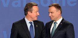 Ataki na Polaków w Anglii. Co na to premier Cameron?