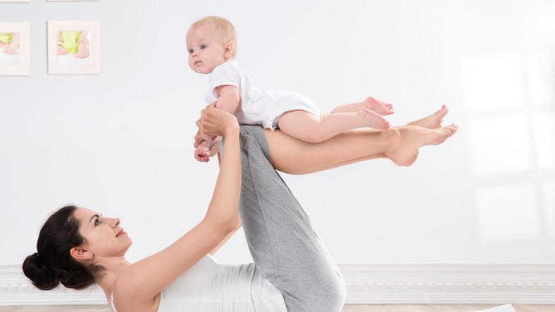 Jak szybko wrócić do formy po ciąży?