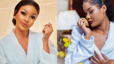 Wema Sepetu sparks controversy with this message to Hamisa Mobetto