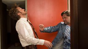 """Russell Crowe bije Ryana Goslinga. Zobacz fragment filmu """"Nice Guys. Równi goście"""""""