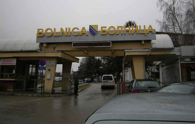 Bolnica u Brčkom