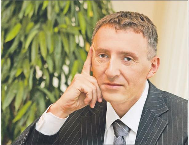 Marek Chmaj, prof. dr hab., konstytucjonalista, radca prawny z Kancelarii Radcowskiej Chmaj i Wspólnicy Fot. Wojciech Górski