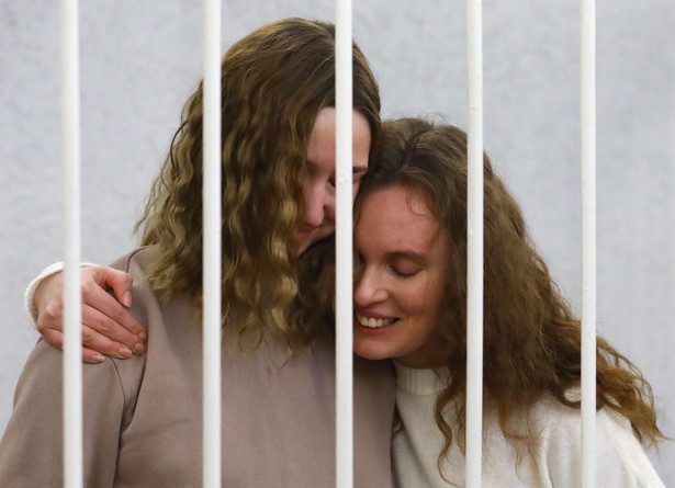 Kaciaryna Andrejewa i Daria Czulcowa