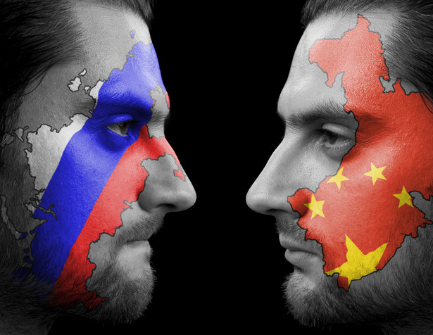 Rosja kontra Chiny