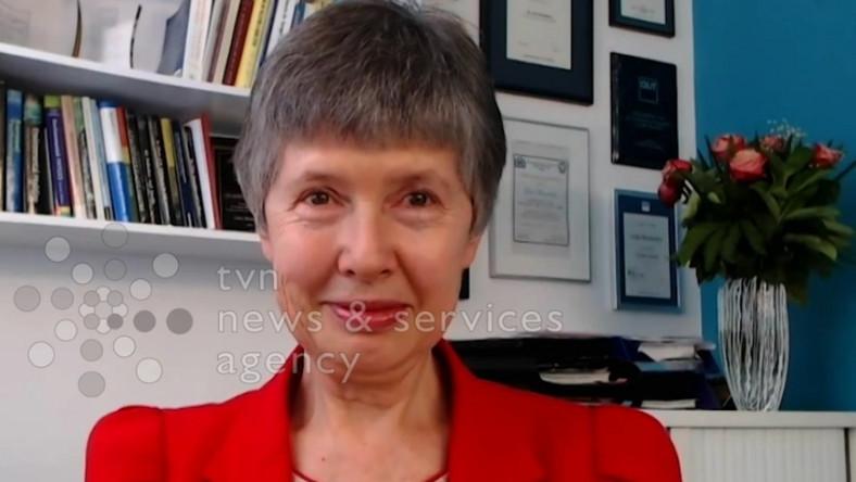 Profesor Lidia Morawska