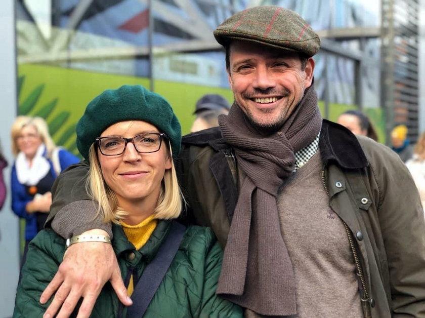 Małgorzata i Rafał Trzaskowscy