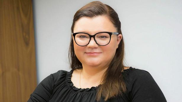 Agnieszka Helsztyńska, prezes Sądu Dyscyplinarnego Izby Adwokackiej w Warszawie, delegatka na Krajowy Zjazd Adwokatury