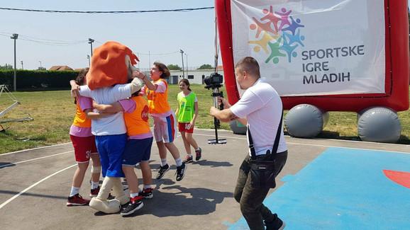 Sportske igre mladih u Požarevcu
